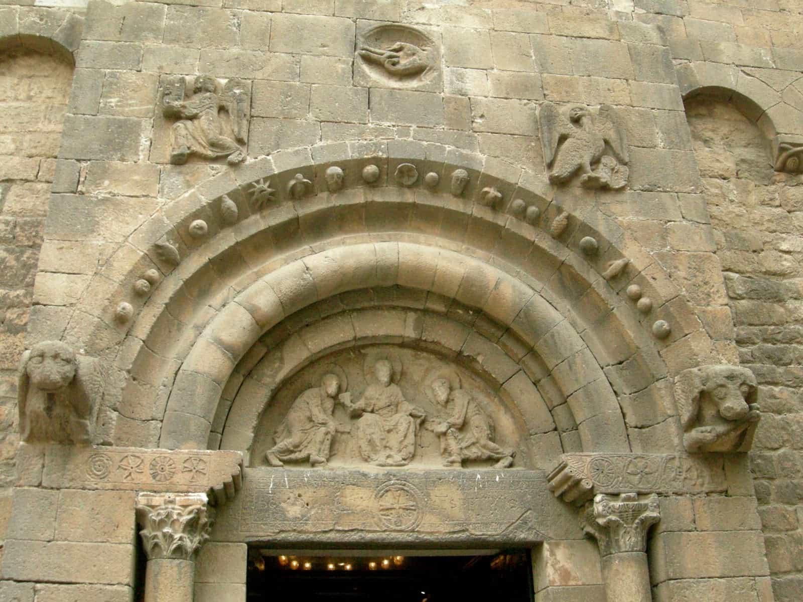 puerta Sant Pau del Camp