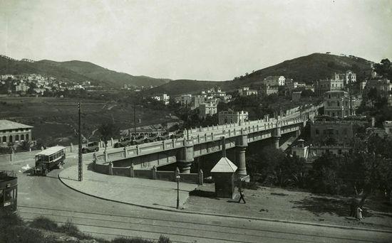 foto pont Vallcarca
