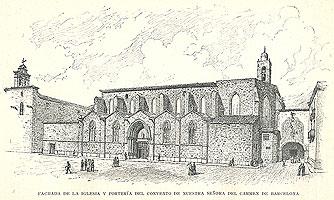 convent carme