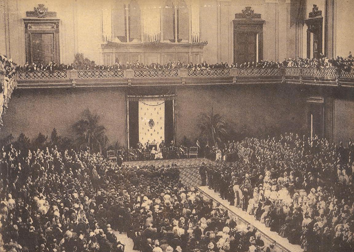 inauguracion expo 1888