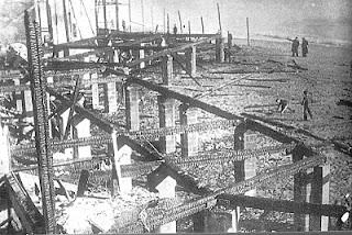 escola del mar cremada