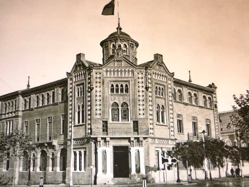 palacio de premsa