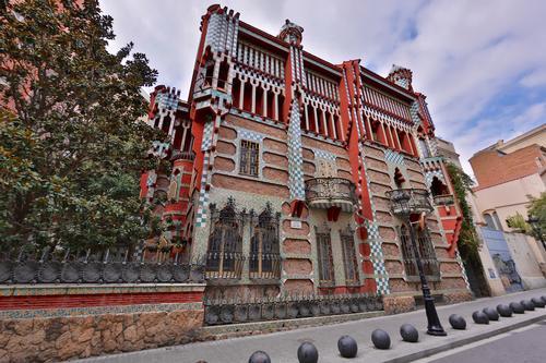 Casa Vicens de Gaudí