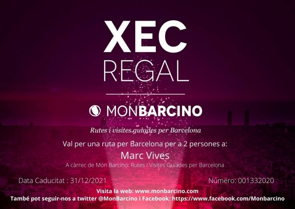 Xec Regal Mon Barcino_exemple